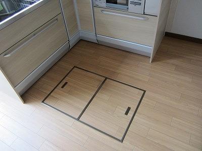キッチン改修工事後